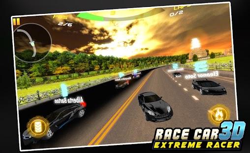 Race Car 3D Extreme Racer for PC-Windows 7,8,10 and Mac apk screenshot 5