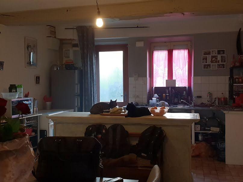 Vente maison 4 pièces 102 m² à Saisy (71360), 103 000 €