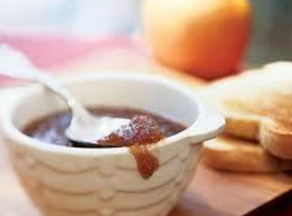 Spiced Apple Butter Recipe