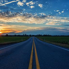 by Dave Bradley - Transportation Roads
