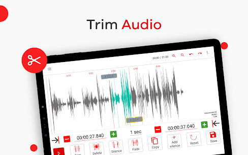 AudioLab – Audio Editor Recorder Pro Apk (Pro Features Unlocked) 9