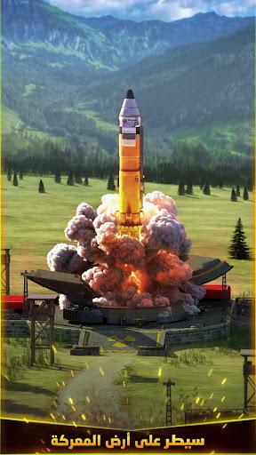 نداء الحرب 3: إمبراطورية التحالف | الحرب النووية fond d'écran 2