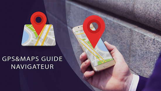 GPS&Maps Navigateur Guide Direction Tips 2018 - náhled