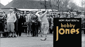 How I Play Golf by Bobby Jones thumbnail