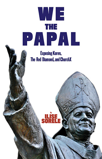 We the Papal cover
