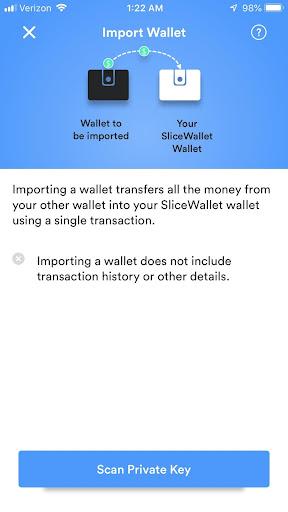 Slice Wallet Screenshots 5