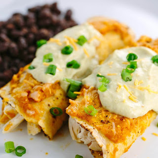 Pumpkin Chicken Enchiladas Recipes