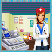 Hospital Cashier Duty - Management Game