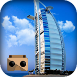 VR Dubai Jumeirah Beach Visit 1.0 Apk