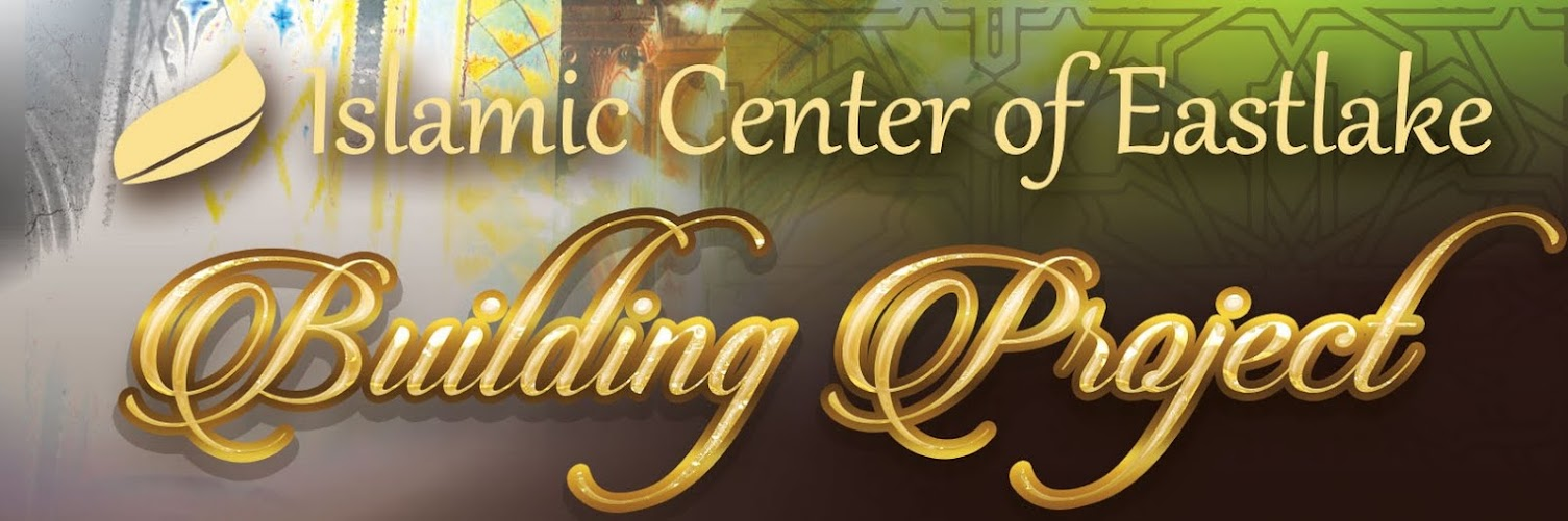 Islamic Center of Eastlake Building Project Banquet