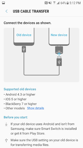 Samsung Smart Switch Mobile 3.4.09.2 screenshots 3
