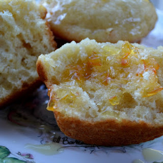 Marmalade Muffins.