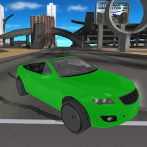 Car Driving Simulator 3D for PC and MAC