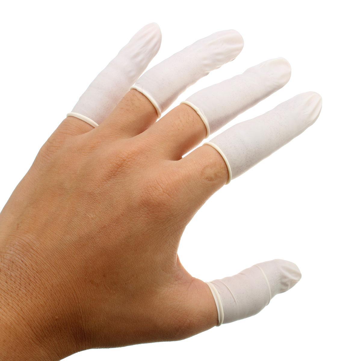 Bao ngón tay cao su không bột
