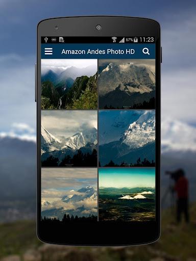 Amazon Andes Photo HD 1.0.4 screenshots 2