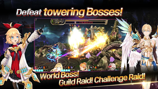 King's Raid 2.91.8 screenshots 3