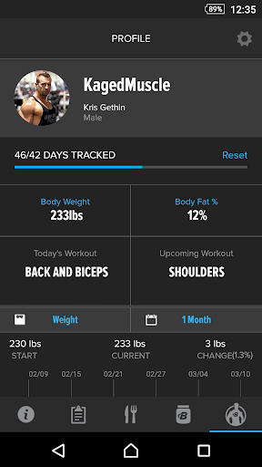 Kris Gethin Hardcore  screenshots 5