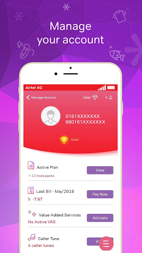 Download My Airtel - Bangladesh For PC 2