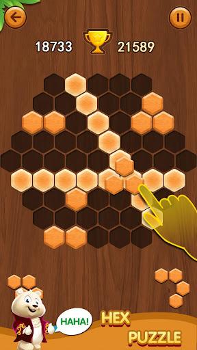 Block Puzzle Classic 2018  captures d'écran 5