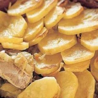 Tuna With Potatoes.