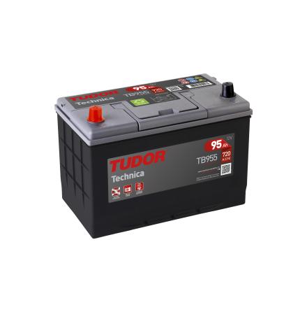 Startbatteri 95Ah Tudor/Exide HighTech---