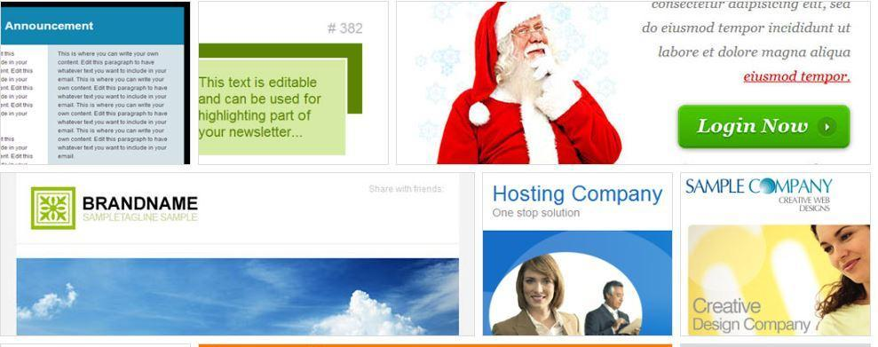 ActiveCampaign landing page templates