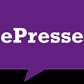 Le kiosque ePresse.fr v4
