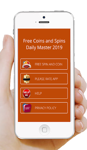 Free Coins and Spins Daily Master 2019 hack tool