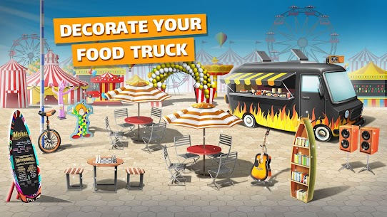 Food Truck Chef™ 🍕Cooking Games 🌮Delicious Diner App Latest Version Download For Android and iPhone 10