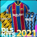DLS kits- Dream League Kits 2021 icon