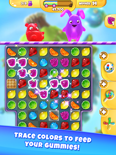 Yummy Gummy Screenshot