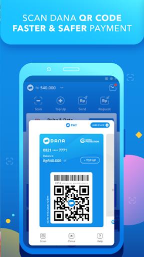 DANA - Indonesia's Digital Wallet screenshot 1