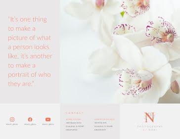 Nori Photographi - Flyer template