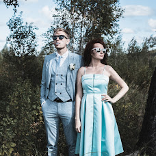 Wedding photographer Nikita Kver (nikitakver). Photo of 15.09.2017