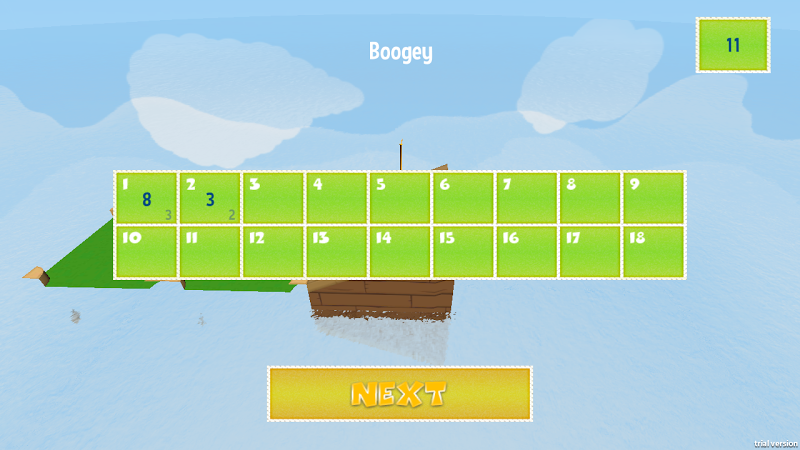 Скриншот Golf Online HD 3D