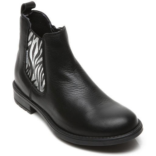 Thumbnail images of Step2wo Zebra - Ankle Boot