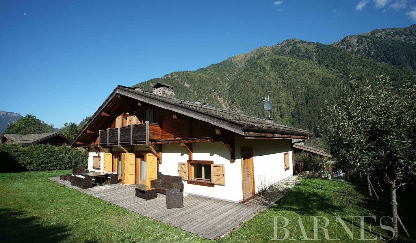 Chalet with terrace Chamonix-Mont-Blanc