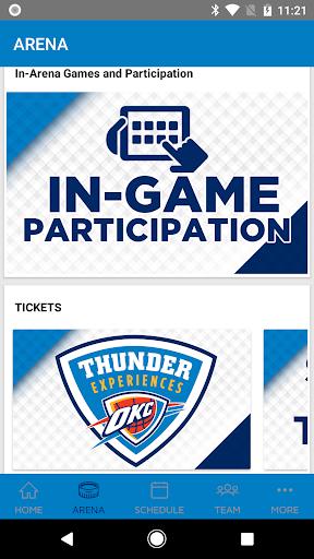 Oklahoma City Thunder 2.2.6 screenshots 3