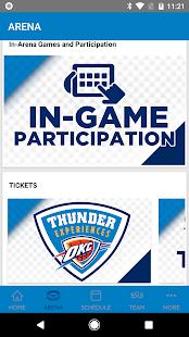 Oklahoma City Thunder - náhled