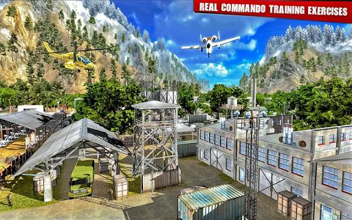 Army Training camp Game screenshot 16
