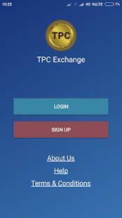 TPC Exchange - náhled