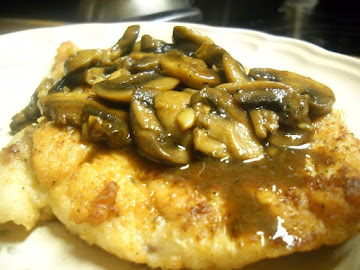Classic Chicken Marsala Recipe