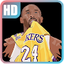 HD Kobe Bryant Wallpaper APK icon