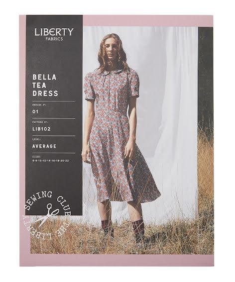 Bella Tea Dress från Liberty