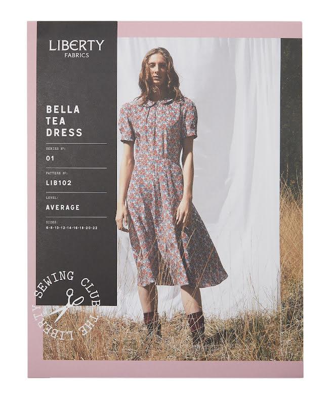 Bella Tea Dress