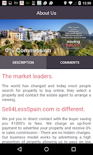 Sell4LessSpain.com- screenshot thumbnail