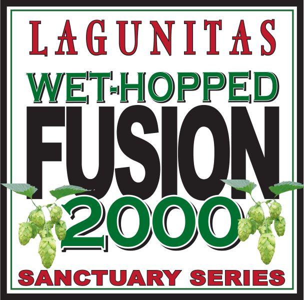 Logo of Lagunitas Wet Hopped Fusion 2000