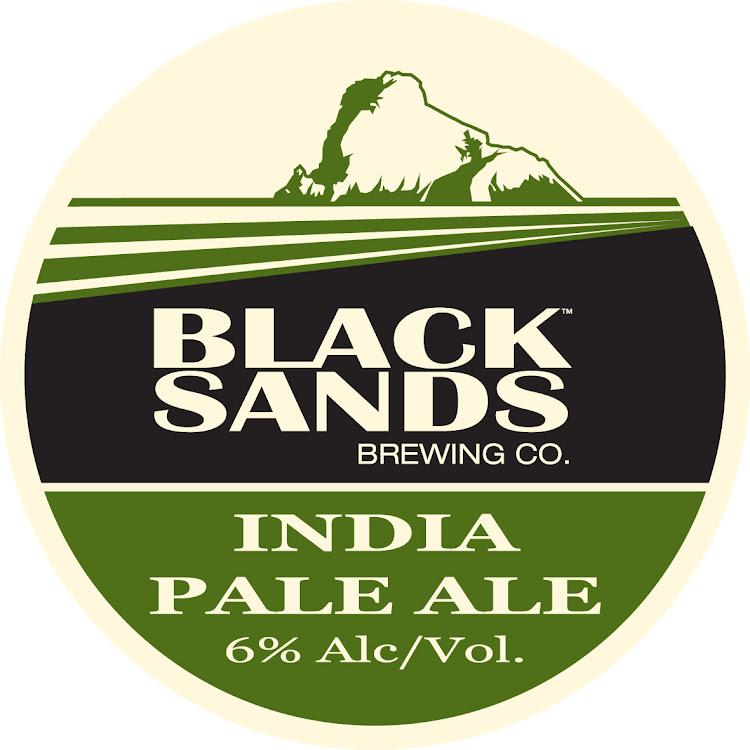 Logo of Black Sands IPA