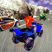 Subway Quad Bike Racing - Quad Bike Rush Adventure