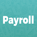 Employee payroll and salary calculator icon